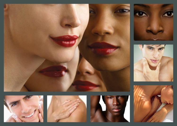 Skin Collage